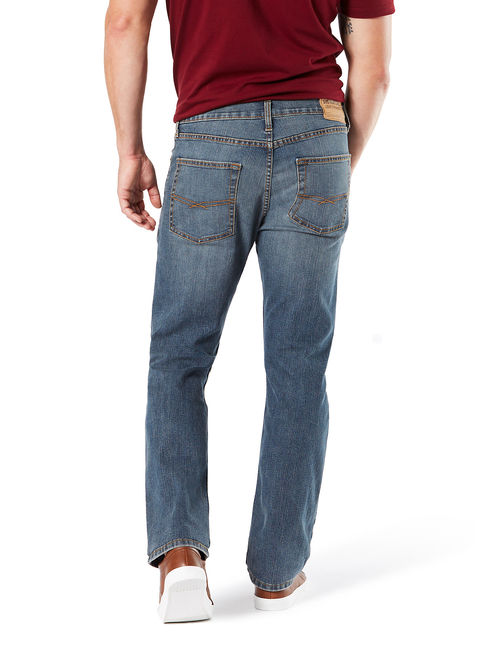 Signature by Levi Strauss & Co. Men's S52 Straight Fit Jeans
