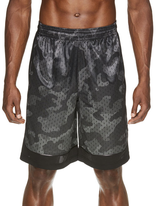 AND1 MENS ALL COURT'S COLORBLOCK SHORT