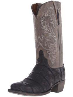 Lucchese Men's Burke Western Boot