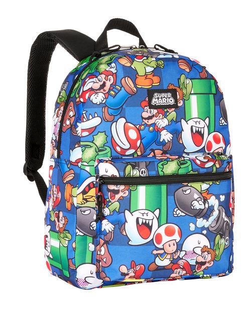 """Nintendo Super Mario Bros. 16"""" Backpack"""