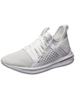 Mens Ignite Limitless Sr Netfit Low Top Lace Up Fashion, White, Size 11.5