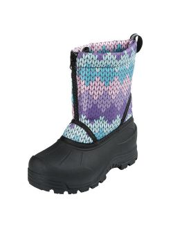 Kids Icicle Waterproof Insulated Winter Snow Boot Toddler/little Kid/big Kid