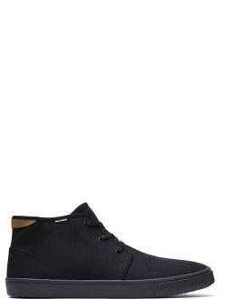 Men's Canvas Carlo Mid Top Sneakers