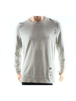 WINJUD Mens Pullover Top Patchwork Slim Sweatshirts Long Sleeve T Shirt Pollover Top Blouse