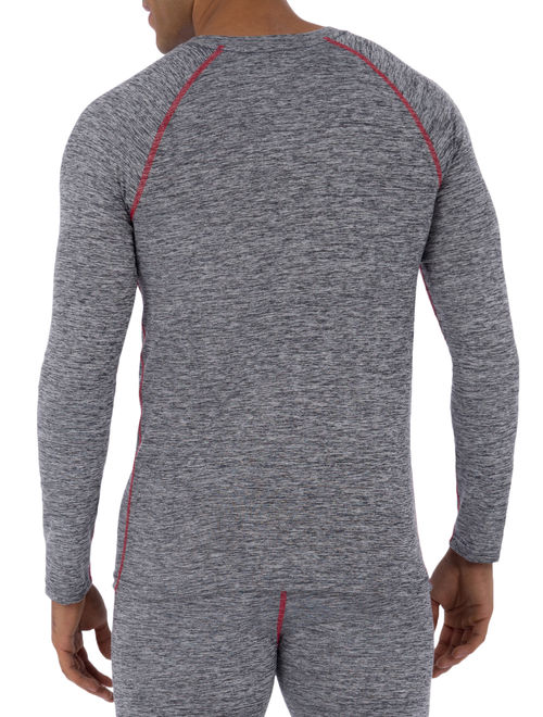 Russell Big Mens L2 Active Base Layer Thermal Crew Shirt