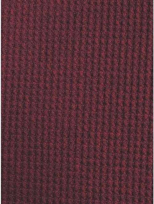 George Men's Long Sleeve Thermal Henley