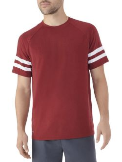 Men's Lifestyle Short Sleeve Tee, Up To 5xl