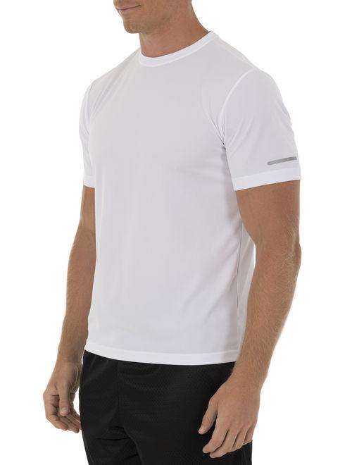 Athletic Works Mens Core Quick Dri Short Sleeve