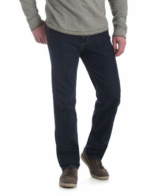 Wrangler Men's Performance Series Regular Fit Jean