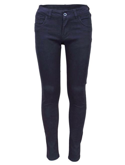 Beverly Hills Polo Club Girls School Uniform Skinny Stretch 5 Pocket Pants (Little Girls & Big Girls)