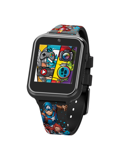 Avengers iTime Interactive Kids Smart Watch 40 MM
