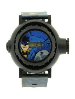 Comics Batman Projector Digital Watch For Kids