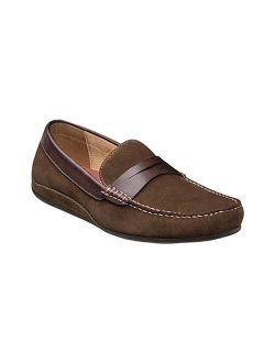 Men's Oval Penny Driving Moc