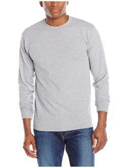 Jerzees Crew Neck Long-Sleeve T-Shirt