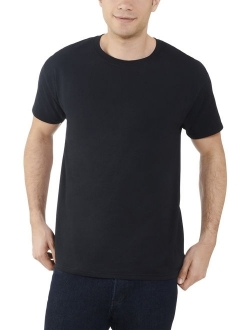 Men's And Big Men's Dual Defense Upf Crew T Shirt, Up To Size 4x