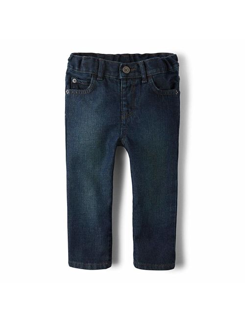 The Childrens Place Boys Skinny Jeans