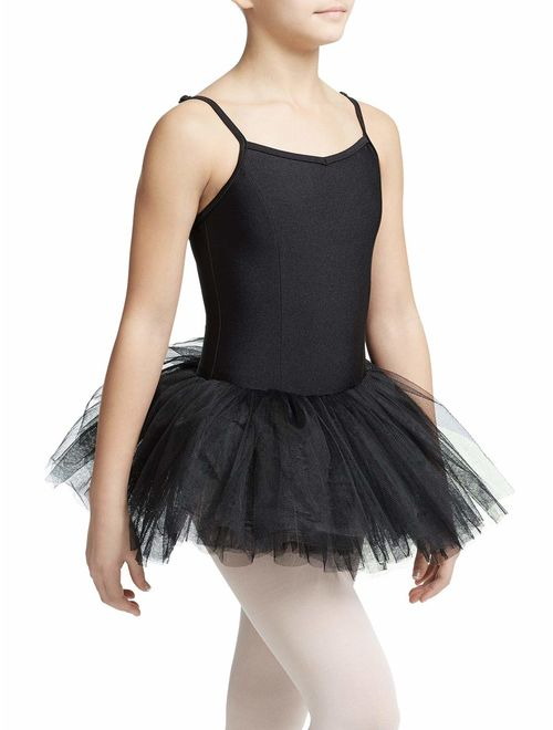 Capezio Girls' Tutu Leotard