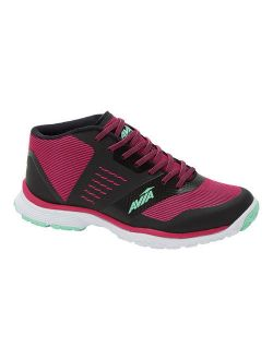 Women's Gfc Reina Running Shoe, Black Festival Fuchsia/mint Breeze, 6.5 M Us