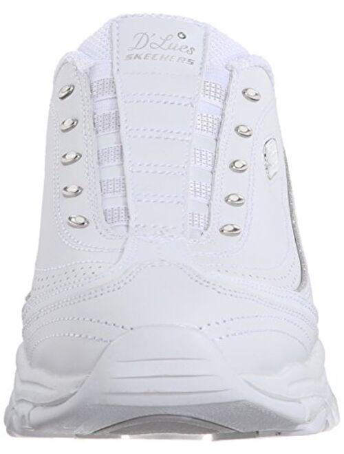 Skechers Sport Women's D'Lites Slip-On Mule Sneaker