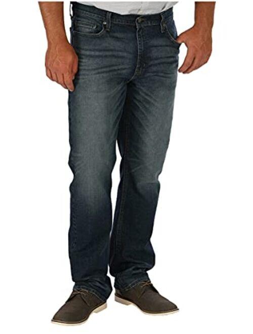 George Men's Slim Straight Fit Jeans