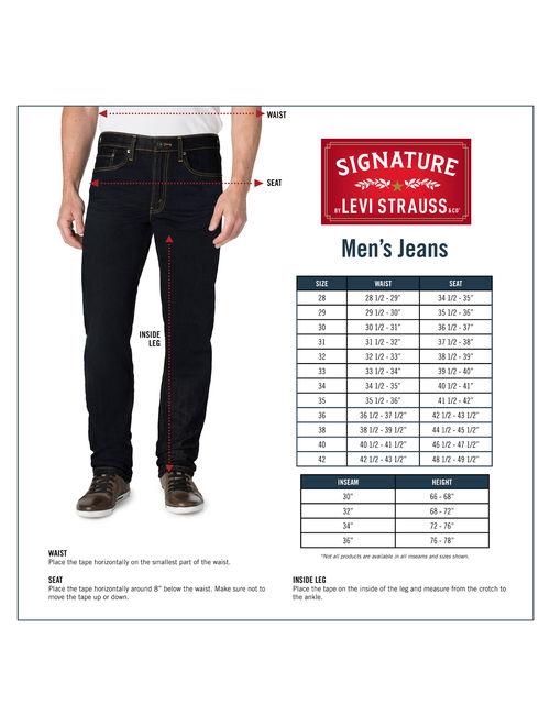 Signature by Levi Strauss & Co. Men's Denim Joggers