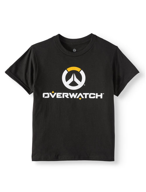 Overwatch Short Sleeve Licensed T-Shirt (Little Boys & Big Boys)