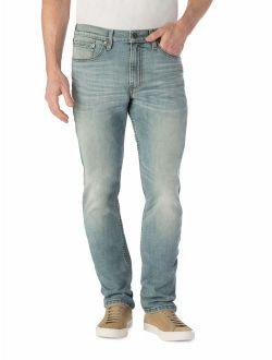 Men's Slim Straight Fit Jeans
