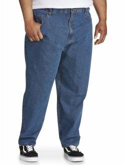 Canyon Ridge Big Men's Loose Fit Denim Jean