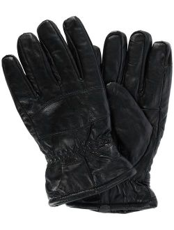 CTM Heavy Leather Glove with Sherpa Lining (Men's)