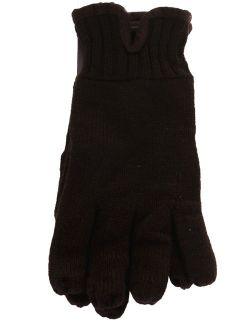 Signature Men's Black Smartdri Smartouch Gloves 1sz