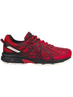 Men's Gel-venture 6 Trail Running Shoes (red/black, 13)