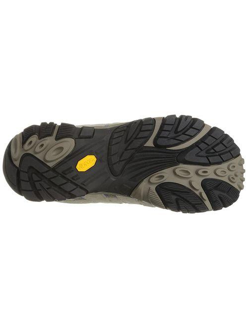 Merrell Moab 2 Womens Aluminum/Marlin Sneakers