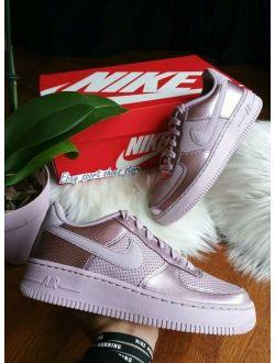 5.5 Women's Nike Air Force Af1 Triple Rose Pink Light Purple Sneakers
