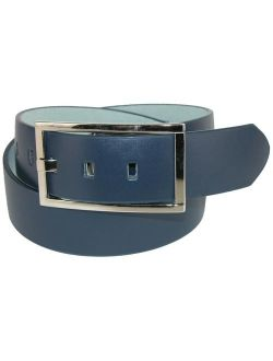 CTM Bridle Belt with Center Bar Buckle (Women's)