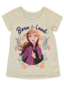 Frozen Girls' Born To Lead T-shirt