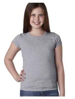 Next Level Youth Girls Princess T-Shirt