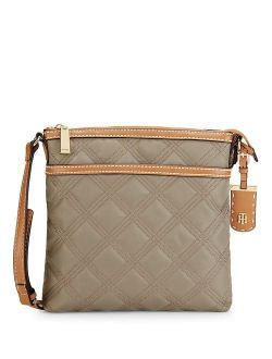 Julia Quilted Crossbody Bag