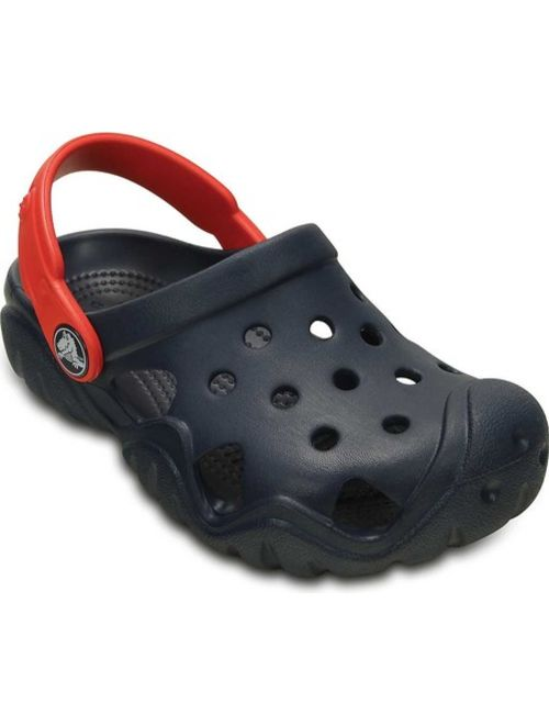 Crocs Boys' Child Swiftwater Clogs (Ages 1-6)