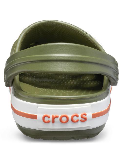 Crocs Kids Unisex Child Crocband Clogs (Ages 1-6)