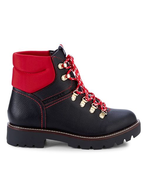 Tommy Hilfiger Lariti Lace-Up Ankle Booties