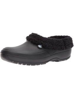 Unisex-adult Blitzen Iii Clog | Indoor Or Outdoor Warm And Fuzzy Shoe