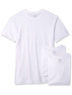 Men's 3-pack Tall Size Crew-neck T-shirt