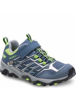Kids' Moab Fst Low A/c Waterproof Hiking Shoe