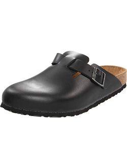Arizona Dark Brown Mens Sandals