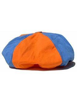 Colorblock Replica Hat Dress Up Costume