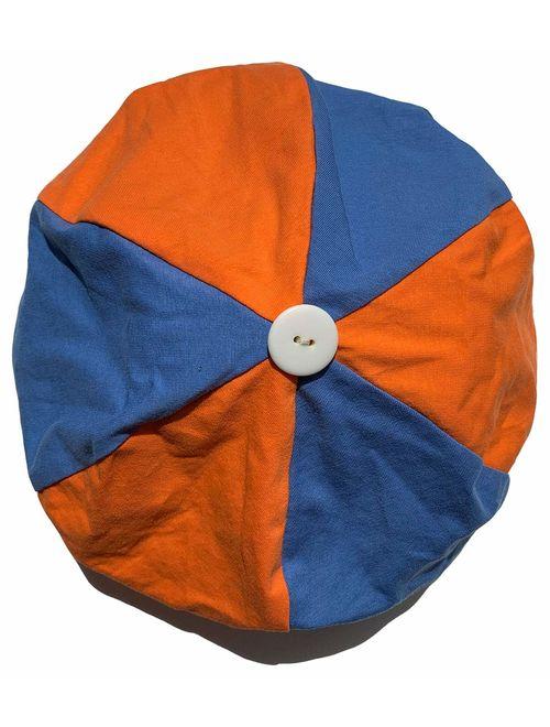 Blippi Colorblock Replica Hat Dress up Costume