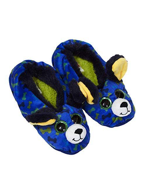 Jump A Roos Kids Slippers Socks; Cute Kids House Slippers