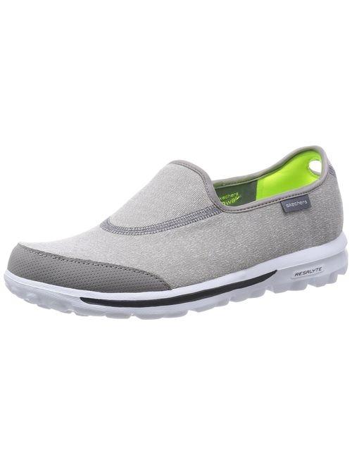 Skechers Performance Women's Go Walk Impress Memory Foam Slip-On Walking Shoe