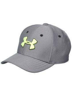 Under Armour Baby Boys Baseball Hat, Graphite1, 1-3