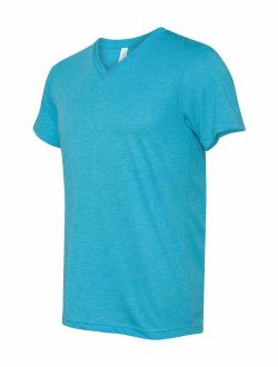 Bella Canvas Triblend Sideseamed V-Neck Fit T-Shirt